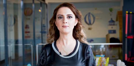 Eylül Büşra Derya.